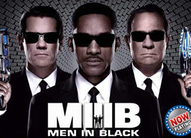 Men In Black 3 - Review