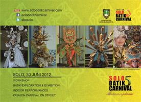 Solo Batik Karnival 2012