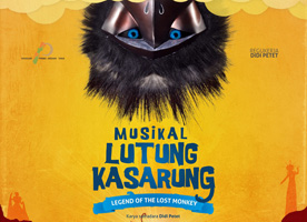 Lutung Kasarung Scene on Acara-Event.com