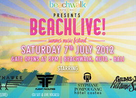 Beachlive! 2012