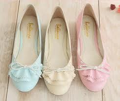 Tetap Gaya Dengan Flat Shoes-1