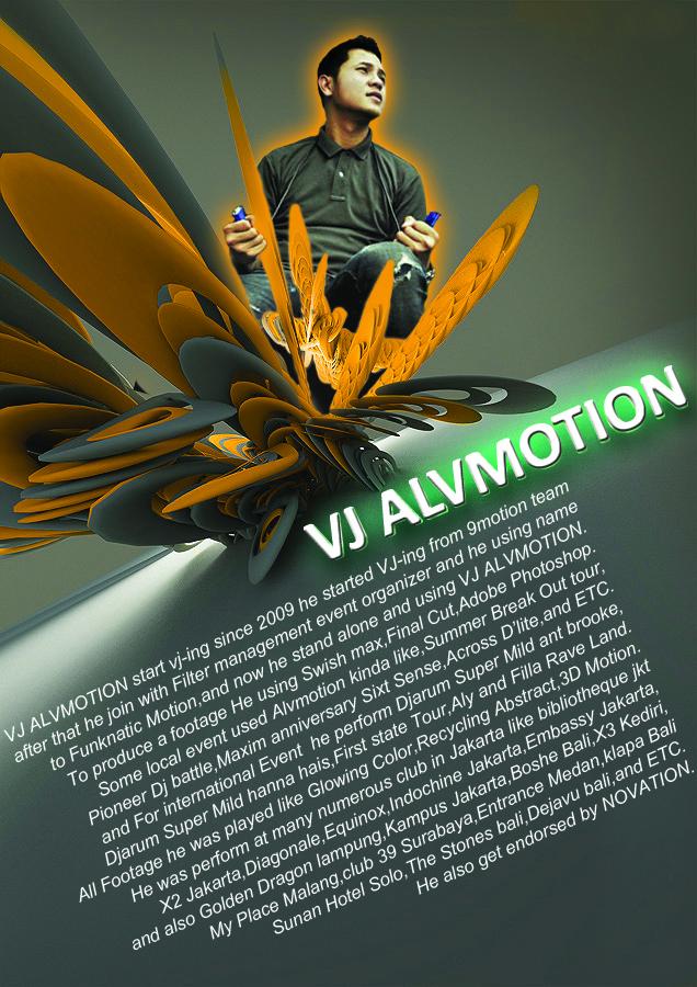 VJ Alv Motion