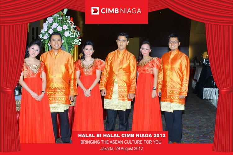 CIMB Niaga Halal Bi Halal 2012 - Frame 01