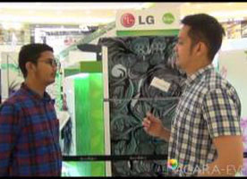LG Home Sweet Home Exihibition 2012 Jakarta Indonesia The Winner of design Competition