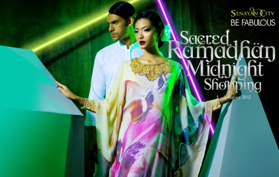 Senayan City Ramadhan Midnight Shopping