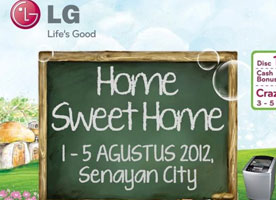 LG Home Sweet Home 2012 Photo Contest