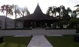 Puri Santrian garden