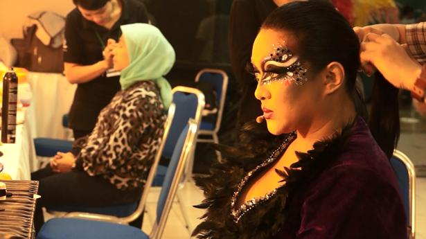 Persiapa Show ke Dua Drama Musikal Timun Mas