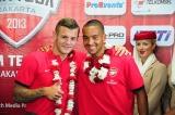 Arsenal Tiba di Jakarta Di Hari Ini