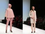 Parade Berbagai Busana Muslim Di Indonesia Islamic Fashion Fair 2013
