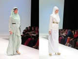 Busana Muslim Di Islamic Fashion Fair 2013 pic2