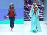 Busana Muslim Di Islamic Fashion Fair