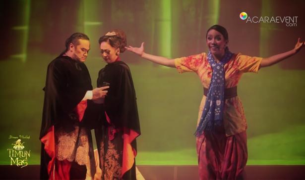 Drama Musikal Timun Mas – Kerinduan Bunda Ratu & Timun Mas