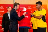 david beckham luncurkan festival sands for singapore 1