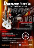 ibanez steve vai guitar competition