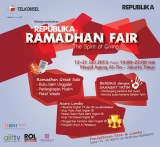 republika ramadhan fair banner
