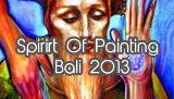 spirit of painting bali 2013