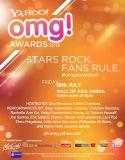 yahoo omg awards 2013 filipina poster
