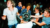 Kemeriahan Suprise Party Personel 1D Liam Payne