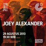 serambi jazz joey alexander pic