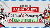 DAIHATSU COSPLAY & PHOTOGRAPY COMPETITION 2013