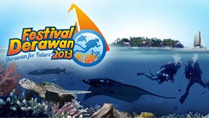 Derawan Festival 2013 pic