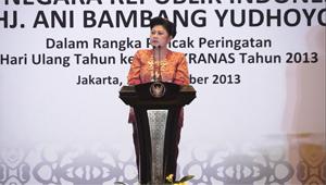 Pameran Peranti Saji Indonesia Resmi Dibuka Oleh Ibu Negara