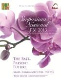Simposium Ikatan Perangkai Bunga Indonesia 2013 pic1
