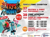 TOYS & HOBBY Cosplay Competition 2013 pic
