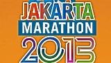 Jakarta Marathon 2013 pic