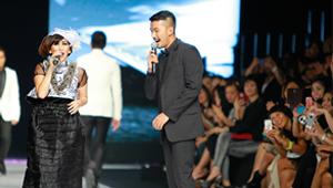 La Vie En Noir Menyemarakan Jakarta Fashion Week 2013