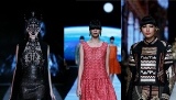 Pagelaran Dewi Fashion Knight Tutup Jakarta Fashion Week 2014