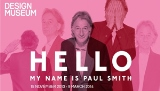 Hello My Name Is Paul Smith : Retrospective At The Design Museum