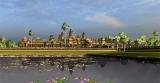 Mengunjungi Kuil Bersejarah Kamboja pic