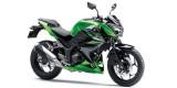 Kawasaki Hadirkan Varian Warna Terbaru Kawasaki Z250