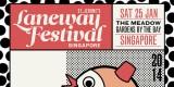Laneway Festival 2014 In Singapore