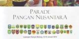 parade pangan nusantara