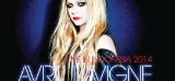 Konser Avril Lavigne Live in Indonesia 2014 On Tour