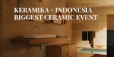 Keramika Expo 2014 – Indonesia Biggest Ceramic Event