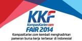 Kompas Karier Fair 2014