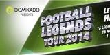 Football Legends Tour 2014 Senayan Jakarta
