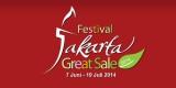 jakarta great sale 2014