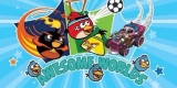 Angry Birds Awesome Worlds 2014