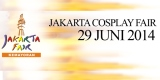 Jakarta Cosplay Fair 2014 at JFK2014 kemayoran