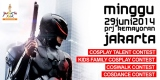 Jakarta Cosplay Party 2014 Jakarta Fair Kemayoran 29 juni