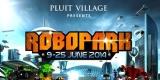 Robopark Exhibition at Pluit Village 2014