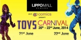 Toys Carnival at Lippo Mall Kemang