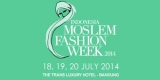 Indonesia Moslem Fashion Week 2014