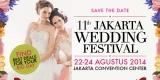 Jakarta Wedding Festival 2014