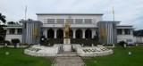 Keindahan Istana Kutai di Kalimantan Timur